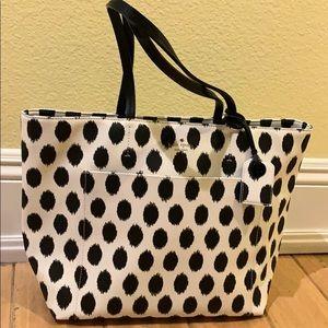 NWOT Kate Spade Polka Dot Shoulder Bag